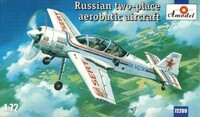 Су-29 спортивно-пилотажный. 72269 Amodel 1:72