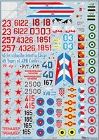 Микоян МиГ-21. Масштаб 1/48