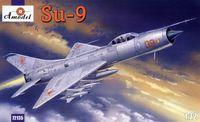 Су-9 истребитель-перехватчик. 72135 Amodel 1:72