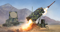 M901 ПУ с радаром AN/MPQ-53 MIM-104 ЗРК Patriot. 01022 Trumpeter 1:35