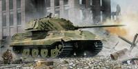 01538 E-75 Standardpanzer проект тяжелого танка 1:35