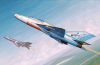 МиГ-21УМ. 02865 Trumpeter 1:48