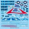 F-106A Delta Dart. 02891 Trumpeter 1:48