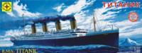 """Титаник"" (RMS Titanic) трансатлантический лайнер. 140015  Моделист 1:400"
