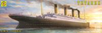 """Титаник"" (RMS Titanic) трансатлантический лайнер. 170068  Моделист 1:700"