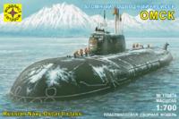 «Омск» АПКРРК проект 949а. 170074  Моделист 1:700