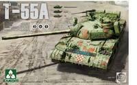Т-55А средний танк. 2056 Takom 1:35