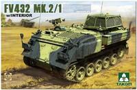 FV432 гусеничный бронетранспортер. 2066 Takom 1:35