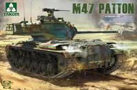 М47 «Паттон II» средний танк. 2070 Takom 1:35
