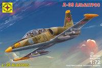 Л-39 «Альбатрос» учебно-тренировочный. 207243 Моделист  1:72