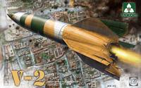 «Фау-2» баллистическая ракета. 2075 Takom 1:35