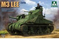 M3 Lee (генерал Ли) средний танк Красной Армии - 2085 Takom 1:35