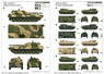 2С1 «Гвоздика» 122-мм полковая самоходная гаубица. 05571 Trumpeter 1:35