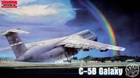 C-5B Galaxy Lockheed стратегический военно-транспортный самолёт. 330 Roden 1:144