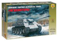 Ягдпантера Sd.Kzf.173 истребитель танков. 3669 Звезда 1:35