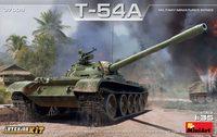 Т-54А средний танк. 37009 MiniArt 1:35