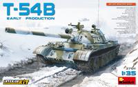 Т-54Б средний танк. 37011 MiniArt 1:35