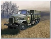 ЗиС-151 грузовой автомобиль повышенной проходимости. 83845 HobbyBoss 1:35