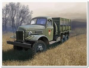 ЗиС-151 грузовой автомобиль повышенной проходимости. 83845 Hobby Boss 1:35