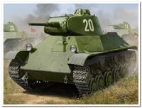Т-50 легкий танк. 83827 HobbyBoss 1:35