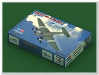 Пе-2 пикирующий бомбардировщик. 80296 HobbyBoss 1:72