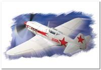 МиГ-3 истребитель. 80229 HobbyBoss 1:72