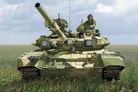 Советский танк Т-90. Масштаб 1/72