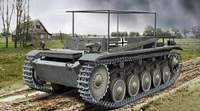Pionier Kampfwagen II инженерная машина на базе PzKpfw II Sd Kfz.121 Ausf.C. Масштаб 1/72