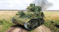 Британский легкий танк Mark VI A/B. Масштаб 1/72