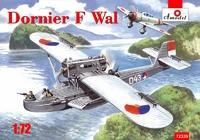 Do J Wal Dornier гидросамолет ВВС Голандской Ост-Индии. 72339 Amodel 1:72