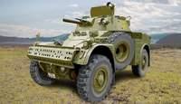 Автомобиль AML-60. Масштаб 1/72