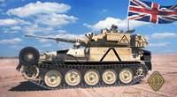 Танк FV107 CVR(T) Scimitar. Масштаб 1/72