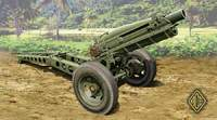Пушка M-8 pack howitzer. Масштаб 1/72
