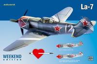 Ла-7 истребитель. 7425 Eduard 1:72