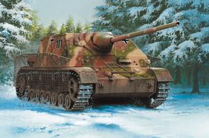 Panzer IV / 70 (A) Sd.Kfz. 162/1 (Ягдпанцер-IV) САУ-истребитель танков - 80133 HobbyBoss 1:35
