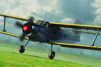 Ан-2М легкий многоцелевой самолет. 81707 Hobby Boss 1:48