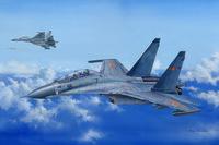 Су-30МКК (Flanker G) - 81714 HobbyBoss 1:48