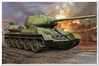Т-34-85 средний танк завода №183. 82602 HobbyBoss 1:16