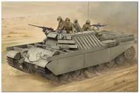«Нагмашот»(Nagmashot) тяжёлый штурмовой бронетранспортёр. 83872 Hobby Boss 1:35