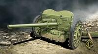 47-мм французская ПТ пушка мод. 1937 г. (47 antichar SA Mle 1937). 72523 ACE 1:72