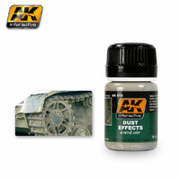 Dust Effects (Эффект пыль эмаль) 35 мл - AK-015 AK Interactive