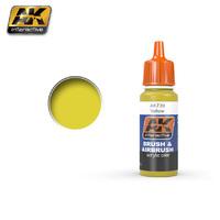 Yellow (Желтый) 17 мл - AK-739 AK Interactive