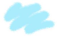 №13 светло-голубой. Краска акриловая <13-акр>