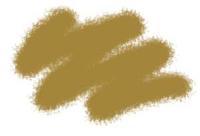 №15 светло-коричневый. Краска акриловая <15-акр>