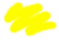 №16 желтый. Краска акриловая <16-акр>