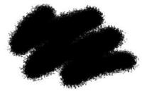 №20 черный. Краска акриловая <20-акр>