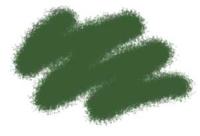 №22 серо-зеленый. Краска акриловая <22-акр>