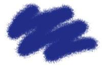№47 королевский синий. Краска акриловая <47-акр>
