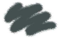 №54 серый авиационный металлик. Краска акриловая <54-акр>