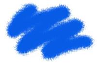 №58 синий. Краска акриловая <58-акр>